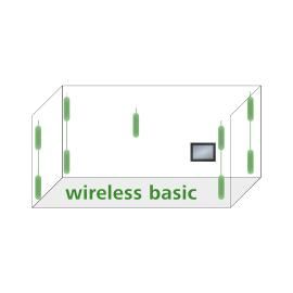 TEMPAR wireless basic Europa Produktbild